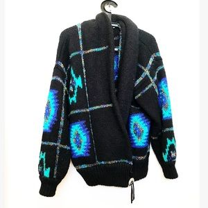 Sweaters - Oversized vintage 80's sweater.